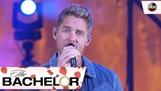 Brett Young Performance - The Bachelor Deleted Scene