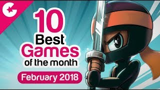 Top 10 Best Android/iOS Games - Free Games 2018 (February)
