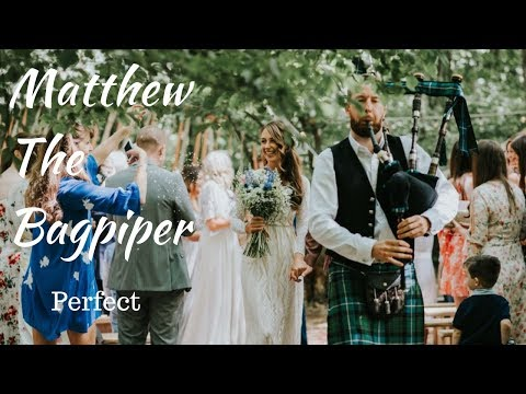 Matthew The Bagpiper Video