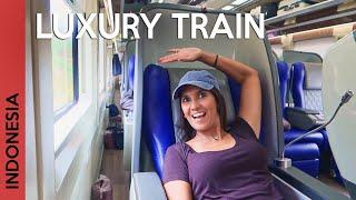Luxury Train In Indonesia: Yogyakarta To Jakarta 🚆