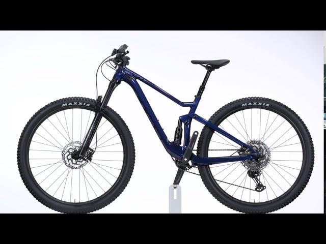Видео Велосипед Scott Contessa Spark 930 Blue