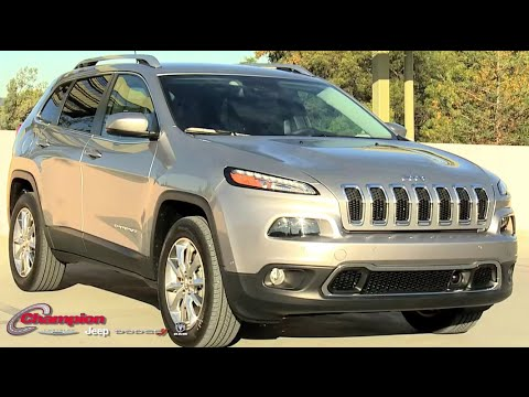 2016 JEEP CHEROKEE Commercial - Los Angeles, Cerritos, Downey, San Fernando CA - NEW DEALS