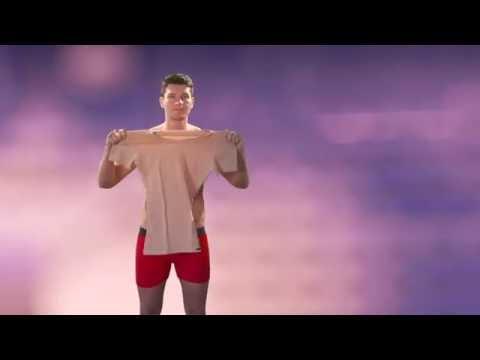 Shape Unterhemd Bauchweg ALBERT KREUZ Herren Shapewear