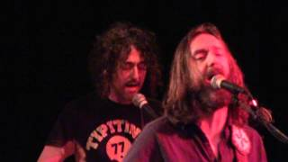 Chris Robinson Brotherhood, Wheels, 12-6-15 Cocoanut Grove, Santa Cruz