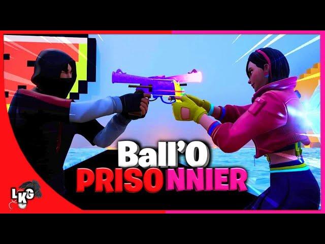BALL'O PRISONNIER / DODGEBALL