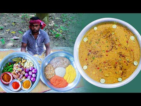 Halim Cooking Recipe by Village Food Life – Shahi Haleem Recipe