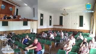 Засідання чергової 15-ї сесії Світловодської міської ради