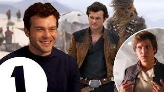 """""""I wear Han Solo"""