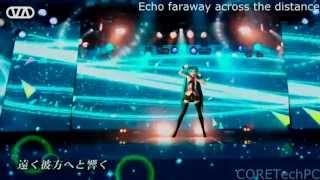 25. Tell Your World - Hatsune Miku Expo in New York 2014 (Eng Sub + Kara)