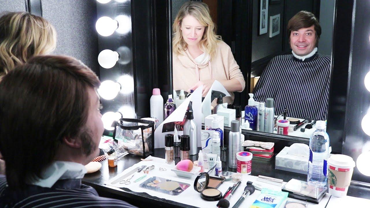 Behind the Scenes: Tonight Show Thursday Night Football Promo with Jimmy Fallon thumbnail
