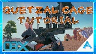 Ark survival evolved tapejara solo tame tapejara trap ark the center quetzal cage tutorial s02e16 malvernweather Choice Image