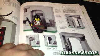 The LEGO® Ideas Book Review and Giveaway
