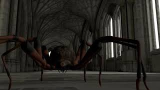 Giant Spiders Attack: cgi animation