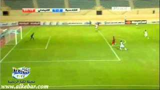 أهداف .. القادسية 2 ضد الفيصلي 1 .. صحيفة الكبار