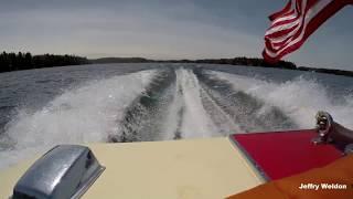 Fast boat ride in the 1000 islands   Kholo.pk