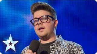 Alex Keirl singing 'Bring Him Home' | Week 4 Auditions | Britain's Got Talent 2013