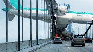 10 самых падающих самолётов за всю историю авиации — во всём виноваты люди