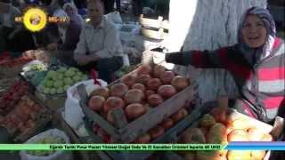 eğirdir tarihi pınar pazarı yöresel doğal gıda ve el sanatları ürünleri isparta 4k uhd