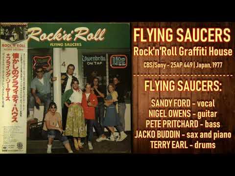 Flying Saucers - Rock'n'Roll Graffiti House | Full album - audio ... ▶28:31