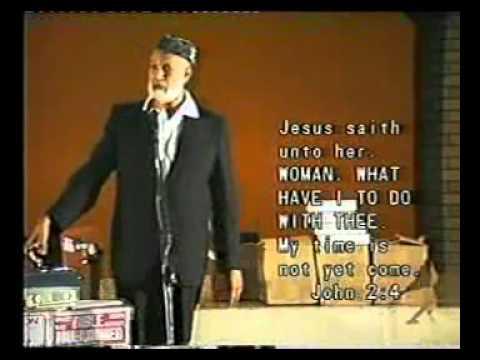 Muhammad è il successore naturale di Cristo