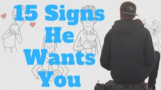 Signs He Likes You More Than A Friend (Don't Let Him Slip)