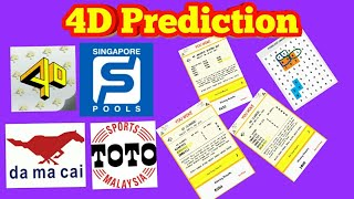 4digit lottery - singapore prediction how to win lottery using 7777