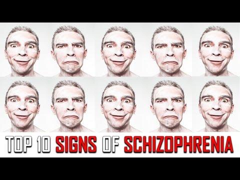 Top 10 Worst Symptoms of Schizophrenia