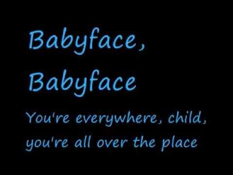 U2-Babyface (Lyrics)