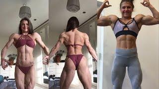 MONSTER Girl Level Up Work Out - Emily Brand 2019