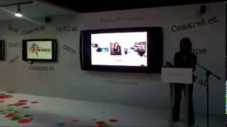 Sony Ericsson Türkiye 25 Mayıs 2011 - Xperia ARC Lansman Sunumu 1.Kısım