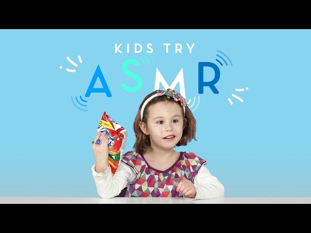 ASMR channels for children, should your child watch ASMR videos?