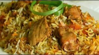 Jaffar Bhai's Delhi Darbar Special Shahi Chiken Biryani   Shahi Chiken Biryani With Readymade Masala