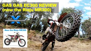 2018 GAS GAS 300EC 300XC REVIEW Cross Training Enduro Skills