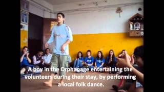 preview picture of video 'Group Volunteering Program in Nepal: orphanage, Teaching & Culture'