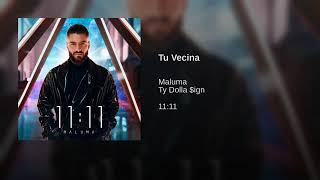 Maluma Ft. Ty Dolla $ing   Tu Vecina (Official Audio 2019)