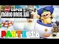 por Encima De Las Nubes Parte 18 New Super Mario Bros W