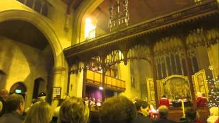 O Holy Night Christmas Eve Service At All Saints Church Oystermouth Swansea
