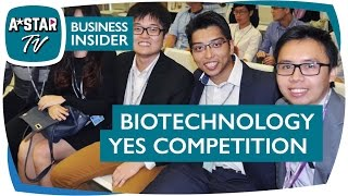 Biotechnology YES Competition Singapore – Interview with Temasek Therapeutics