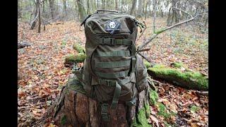 Mardingtop 35l Taktischer Outdoor und Trekking Rucksack