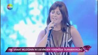 Sibel Can - Kopsun Kıyamet O Zaman | Bülent Ersoy Show Canlı Performans