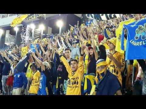 """""""Cerro Porteño vs Sportivo Luqueño, barra de Luque, Chancholigan's en la Nueva Olla Azulgrana"""" Barra: Chancholigans • Club: Sportivo Luqueño"""