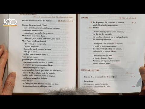 6e dimanche de Pâques B - 1re lecture