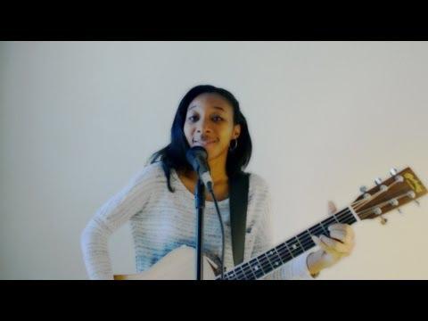 Tyeschea West - Three Little Birds by Bob Marley (Cover)