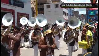 preview picture of video 'DIABLADA PUNEÑA 2014 - Espectacular Diablada Bellavista de PUNO PERU'