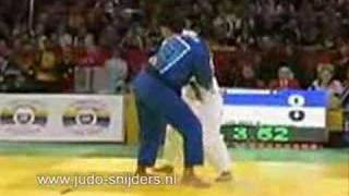 Judo TIVP 2008: Decosse (FRA) - Ueno (JPN)