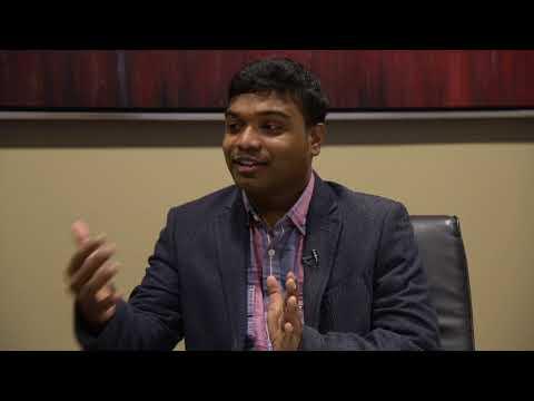 Meet Shravan Kooragayalu
