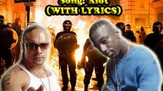 Chino Xl ft Ras Kass Riot (with lyrics)