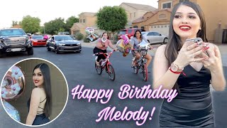 Melodys 16th Birthday Celebration!!!