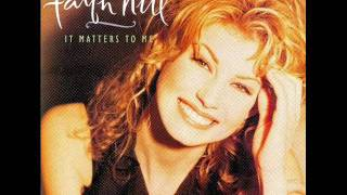A Room in my heart - Faith Hill