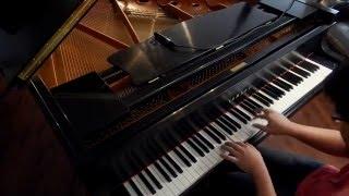 'Lion' Macross Frontier OP2 [PIANO COVER]